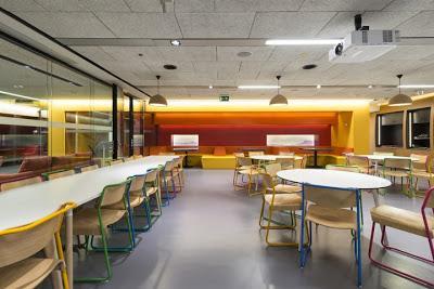 Nuevas oficinas de google en madrid paperblog - Oficinas de adecco en madrid ...