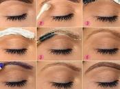 Como blanquear cejas para teñirlas otro color