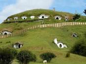 Hobbiton paseo comarca Hobbits