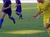 Villarreal marca 'hat trick' ante Alzira.
