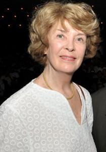 La filósofa, analista política y escritora Susan George, justo antes del Foro Social Mundial Temático Bahía (FSMT-BA)