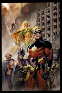 Y ahora, Dead Avengers