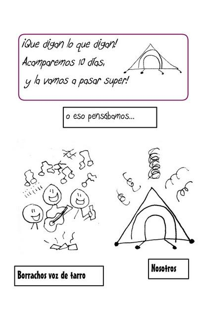 Camping mon amour