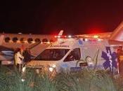 Avión accidentado Colombia cajas negras