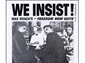 Tomajazz recomienda… disco: Insist! Freedom Suite (Max Roach, 1960)