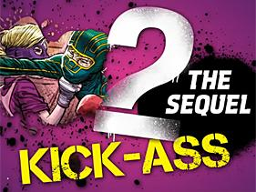 KICK-ASS: LA SECUELA EN NUEVA REVISTA