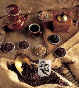 El CAFÉ de los muy cafeteros.