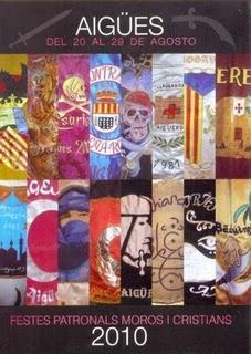 Aigües. Fiestas Patronales 2010 - Moros y Cristianos