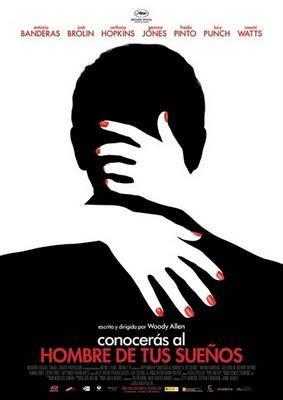 Trailer: Conocerás al hombre de tus sueños (You will meet a tall dark stranger)