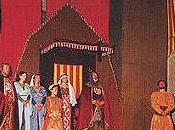 Campo Mirra. Fiestas Patronales 2010 Representación Tratado Almizra Moros Cristianos