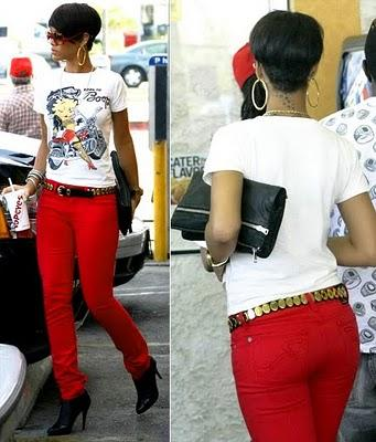 I love My Red Pants: no sin mis pitillos rojos!