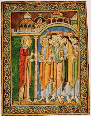 Santa María Magdalena: apóstol de apóstoles (II) - Paperblog