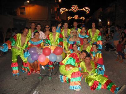 Frailes Fiestas