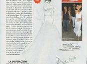 Este vestido novia Penélope Cruz, John Galliano para Dior