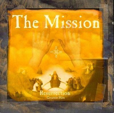 Portada The Mission Resurrection Greatest Hits