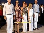 Príncipes Asturias Infantas llegan Grecia para boda Príncipe Nicolás Tatiana Blatnik