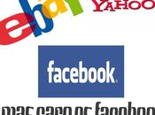 Facebook caro Yahoo Ebay