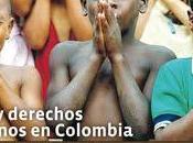 Raza Derechos Humanos Colombia