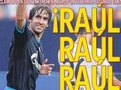 Raúl sigue siendo 'Ferrari'. Imparable '7'.