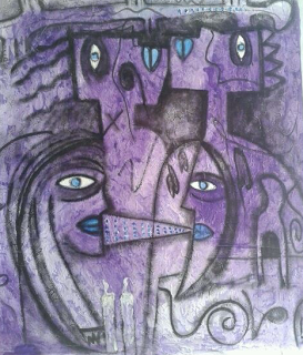 Ritual Violeta.