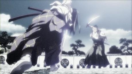 Shigurui es un manga histórico de temática samurai escrito por Norio Nanjo e ilustrado por Tagaguchi Yamaguchi, basado en la novela del propio Norio Nanjo (1908-2004) Suruga-jo Gozen jiai (1993). La idea original se basa concretamente en el primer capítulo de la novela, titulado Mumyo Sakanagare. Iba a constar de tres tomos pero la editorial decidió alargar la serie, que acabó narrando partes de la historia no incluidas en la novela de Nanjo sensei. Se empezó a publicar en la revista Champion Red en 2003 y concluyó con el tomo 15 en 2010. La historia fue adaptada en un anime de 12 episodios basados en los 32 primeros capítulos del manga y se emitió en 2007. La trama comienza en el castillo de Sunpu   Ilustración 1Castillo de Sunpu http://en.wikipedia.org/wiki/File:Sunpu_castle_tatsumiyagura.jpg donde Tokugawa Tadanaga, hermano menor del tercer shogun Tokugawa Iemitsu está a punto de cometer sepukku. Tadanaga Dainagon (Consejero mayor) de Suruga es un gobernante sádico y cruel, empeñado en celebrar un torneo con espadas reales. Es aquí donde nos encontramos por primera vez con Irako Seigen y Fujiki Gennosuke, dos samuráis excepcionales y más que peculiares (por no revelaros más ) que se odian a muerte…