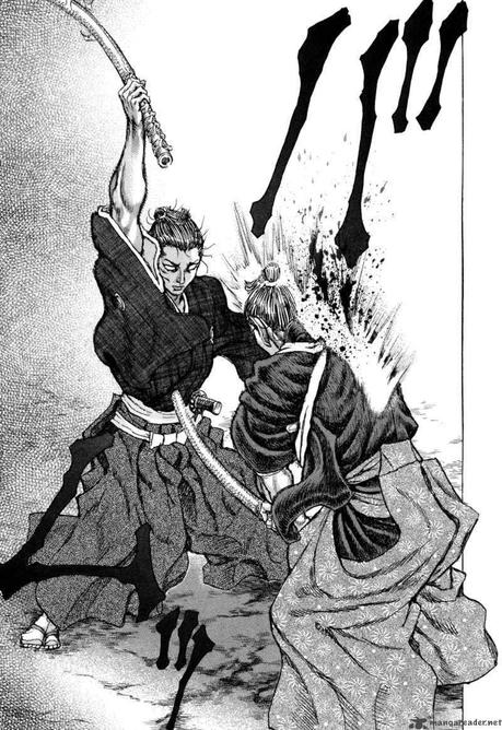 Shigurui es un manga histórico de temática samurai escrito por Norio Nanjo e ilustrado por Tagaguchi Yamaguchi, basado en la novela del propio Nanjo (1908-2004) Suruga-jo Gozen jiai, publicada en 1993. La idea original se basa concretamente en el primer capítulo de la novela, titulado Mumyo Sakanagare. Iba a constar de tres tomos pero la editorial decidió alargar la serie, que acabó narrando partes de la historia no incluidas en la novela de Nanjo sensei. Se empezó a publicar en la revista Champion Red en 2003 y concluyó con el tomo 15 en 2010.