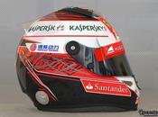 casco Kimi Räikkönen Ferrari para 2014 propuesto diseñador DaiMOnHu