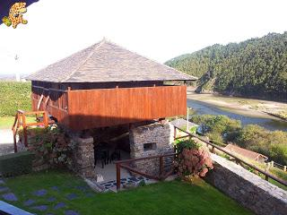 Dormir en asturias casa rural el curro vald s luarca paperblog - Casa rural luarca ...