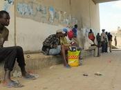 Subsaharianos Libia desesperan llegar Lampedusa.
