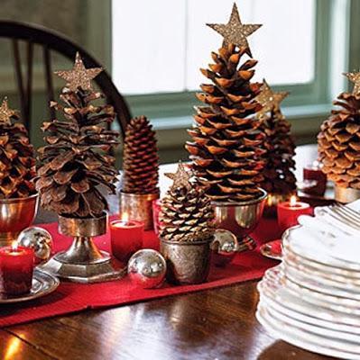 Superieur DIY: Ideas De Decoración De Navidad
