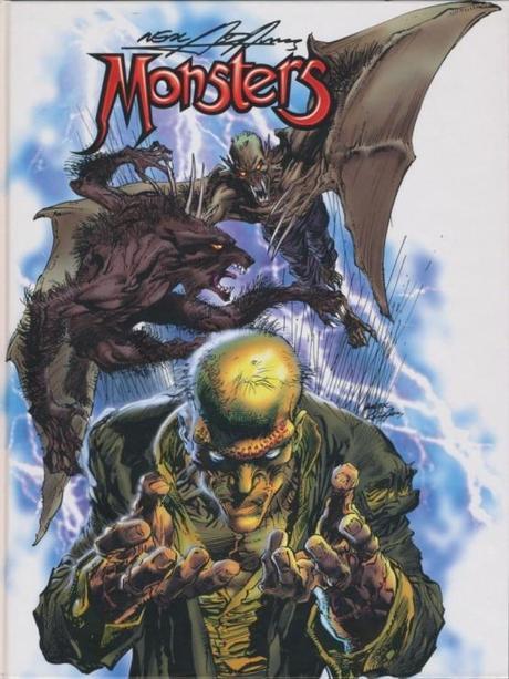 portada monsters neal adams