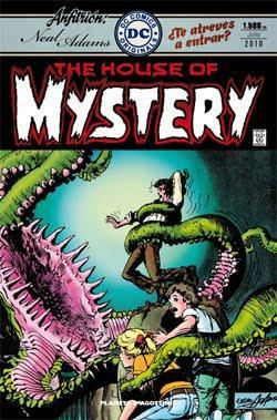 House of Mystery neal adams