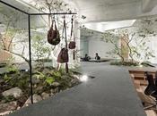 Oficina sala exposiciones Kobe. Marca