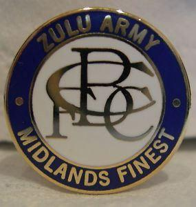 Pin Zulu Army