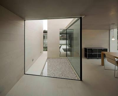 casa moderna en barcelona paperblog