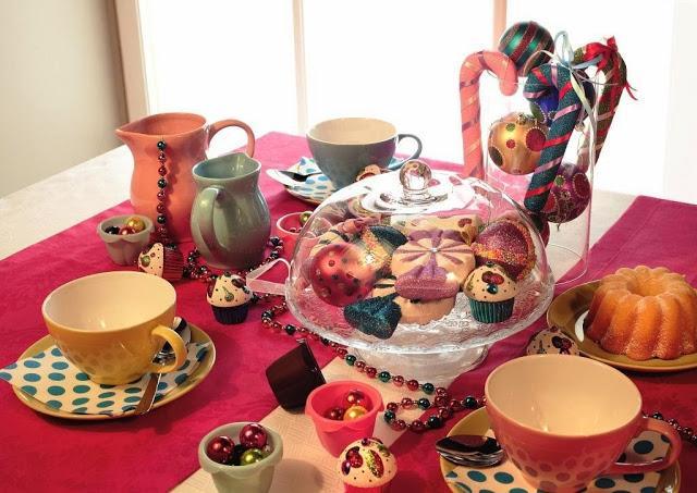 C mo decorar la mesa de navidad paperblog - Como decorar la mesa de navidad ...
