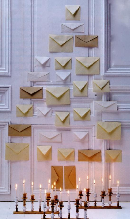 Esta navidad decora con papel paperblog - Como se decora un arbol de navidad ...