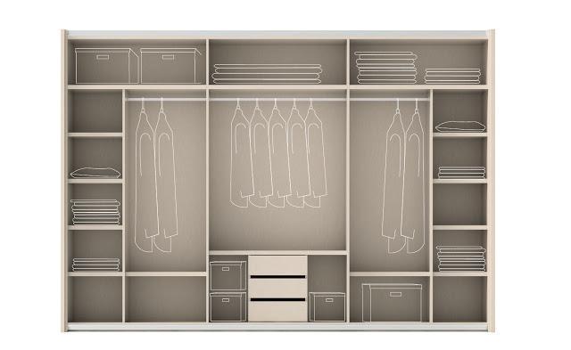 Consejos para elegir tu armario paperblog - Vestir un armario por dentro ...