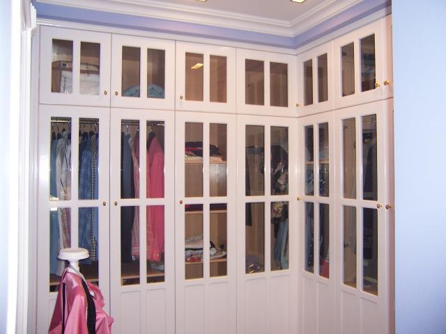 Consejos para elegir tu armario paperblog for Puertas acristaladas interior