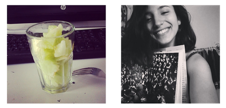 A little bit of change and a little bit of instagram