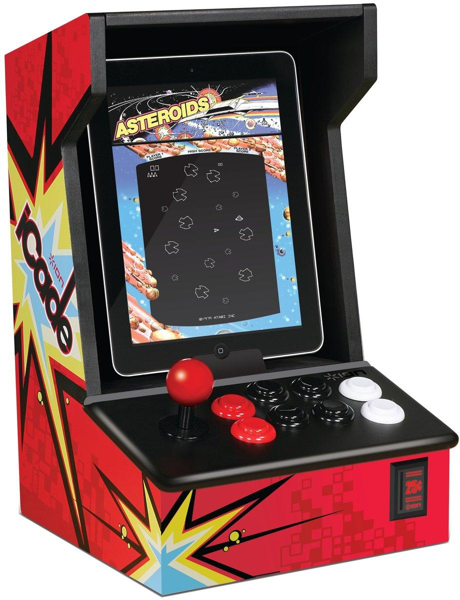 Icade convierte tu ipad o tablet android en un arcade for Ipad o android