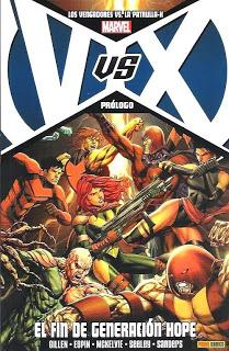 Vengadores Vs. X-Men [Cómic]