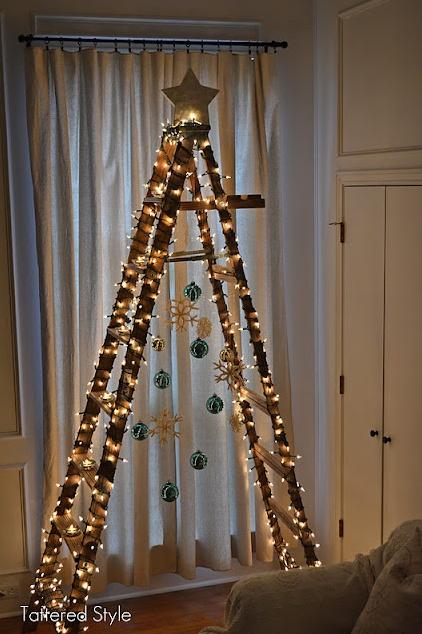 10 ideas originales para hacer tu rbol de navidad paperblog for Ideas para hacer cosas de navidad