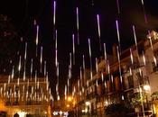 Iluminación navideña Plaza Salvador