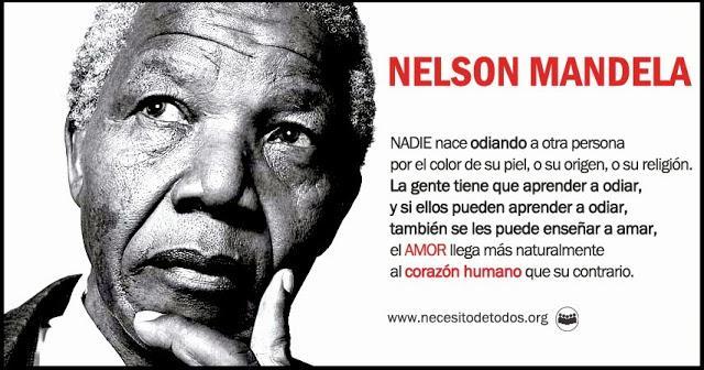 Pensamientos De Nelson Mandela Sobre La Educación Paperblog