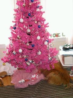 Lindos rboles de navidad color rosa paperblog - Arboles de navidad rosa ...