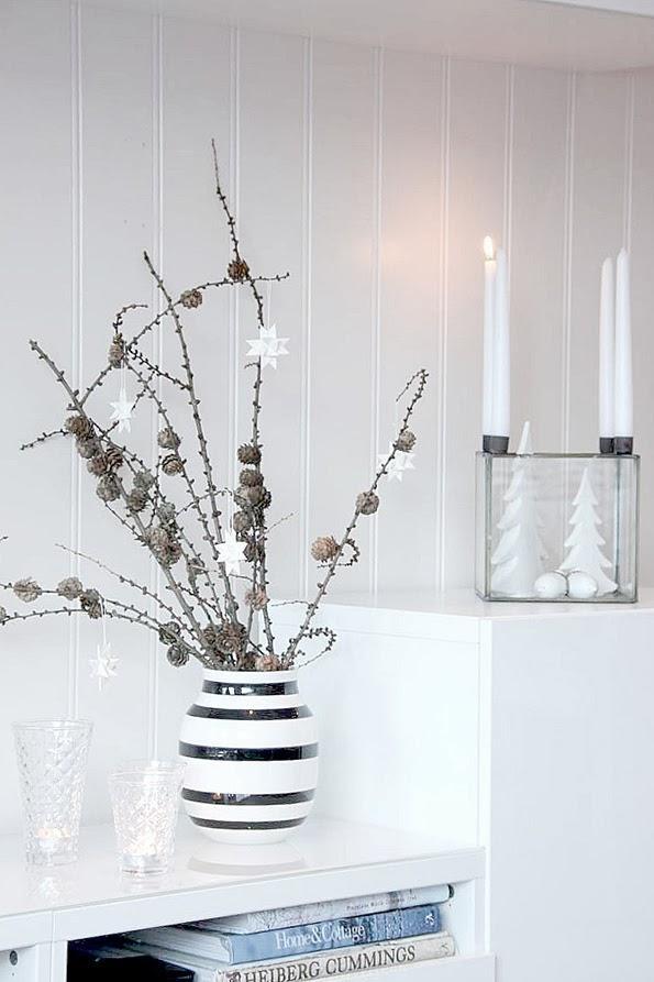Decoraci n navide a paperblog - Ramas de arbol para decoracion ...