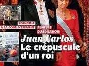 Juan Carlos, crepúsculo rey. V.O.S.E)