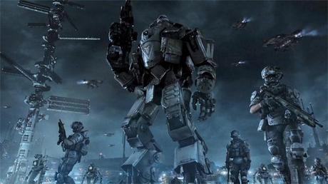 Titanfall arte Análisis Call of Duty Ghosts para Xbox 360