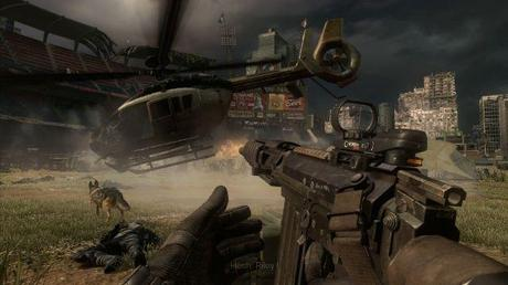 Análisis Call of Duty Ghosts para Xbox 360